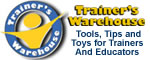 Trainer's Warehouse...Tools, Tips and Toys for Trainers and Educators